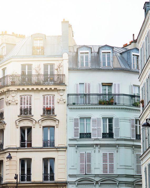 Paris Photography Morning Light