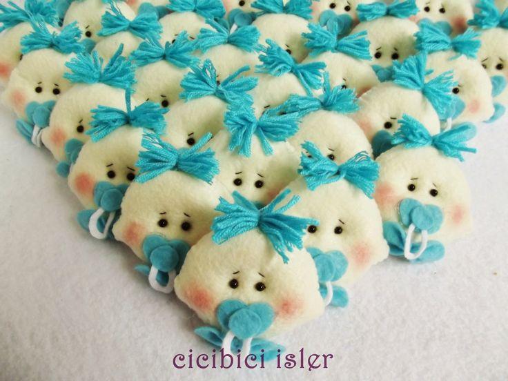 kece bebek sekeri,keçe magnet,bebek magnet,bebek şekeri,doğum hediyesi,bebek hediyesi,yeni doğan hediye,doğum günü magnet,ikiz bebek sekeri,