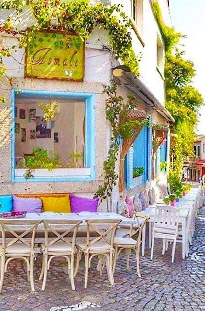 Asmalı Restaurant - Alaçatı, İzmir, Turkey