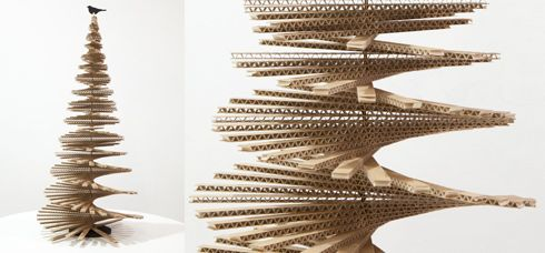 Christmas Tree, Design Museum, London