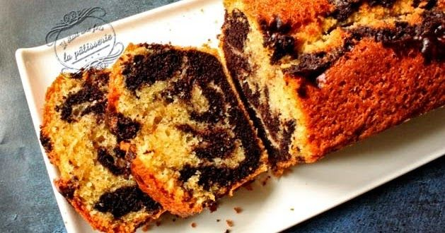 Recette du cake marbré vanille et chocolat : moelleux à souhait pour le goûter !