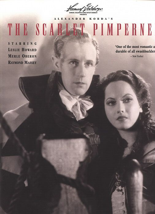 an analysis of the film scarlet pimpernel The scarlet pimpernel is a 1982 british romantic adventure film set during the french revolution it is based on the novels the scarlet pimpernel and eldorado by .