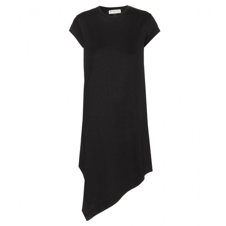 Balenciaga - Stretch jersey dress - mytheresa.com