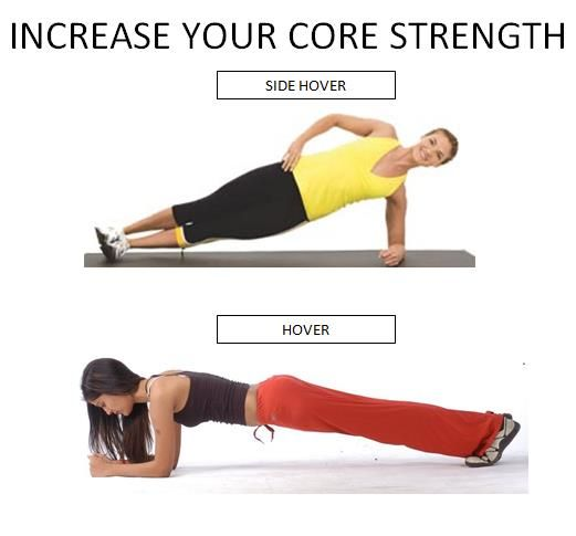 Step By Step Finding Indispensable Issues For Strength Training: 23 Best Images About Core Strength Exercises On Pinterest