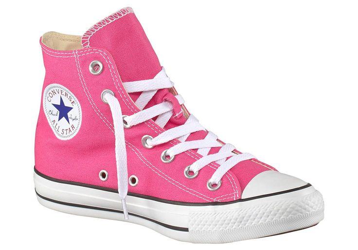 Größenhinweis , Fällt groß aus, bitte eine Größe kleiner bestellen.,  Produkttyp , Sneaker,  Schuhhöhe , Knöchelhoch (high),  Farbe , Rosa,  Herstellerfarbbezeichnung , Pink Paper,  Obermaterial , Textil,  Verschlussart , Schnürung,  Laufsohle , Gummi, profiliert,   ...