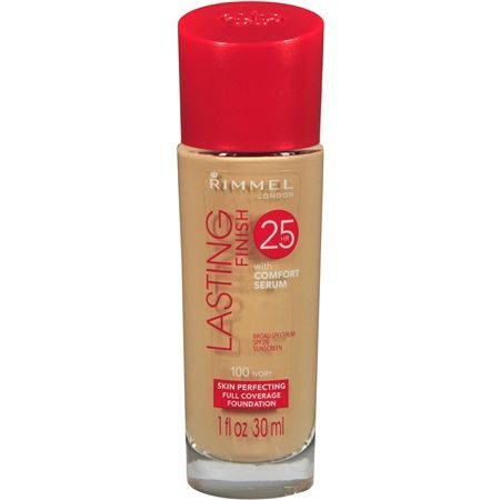 Lasts great but settles into fine lines on cheeks and i think it is causing small breakouts on my chin after wearing it back to back for several days in a row.