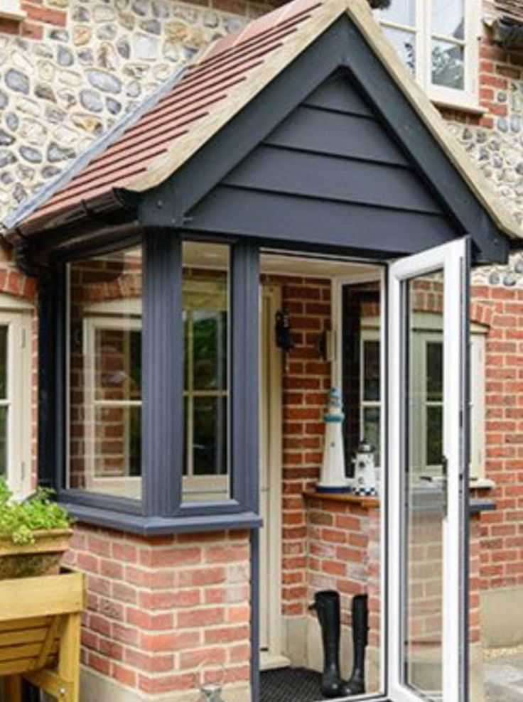 13 Best Pitched Roof Over Bay Window Images On Pinterest