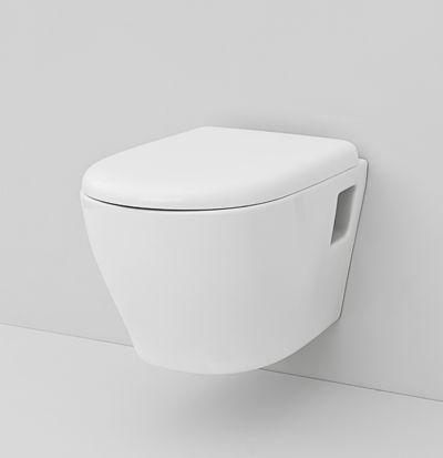 Ten, design Meneghello Paolelli Associati #bathroom #bagno #sanitaryware #sanitari #design #sink #artceram wall-hung WC 36x52