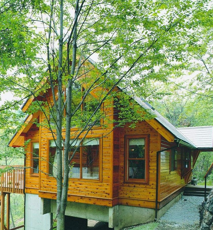 38 best small cabins images on pinterest small cabins for 1000 sq ft log cabin kits