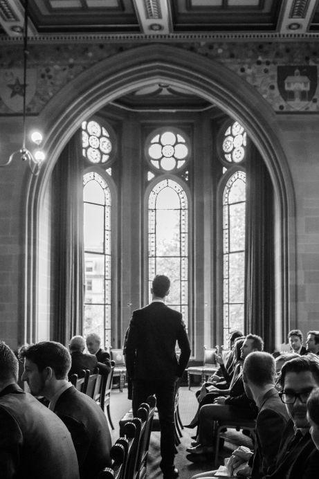 Manchester Town Hall Wedding -  www.StuartHornbyPhotography.co.uk