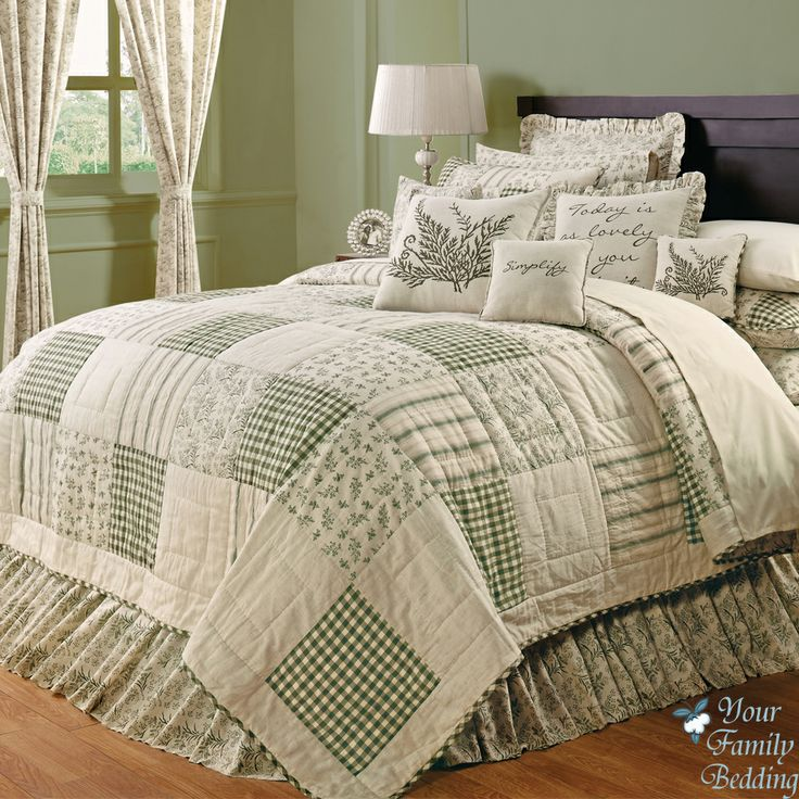 Best 25+ Traditional bed sets ideas on Pinterest | Traditional ... : quilted bed sheets - Adamdwight.com