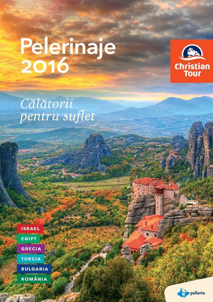 Catalog Christian Tour Pelerinaje 2016 - Calatorii pentru suflet Christian Tour! Oferte: Circuit Grecia - Sf. Paisie Aghioritul 5 Autocar, 4 zile, 95 €.