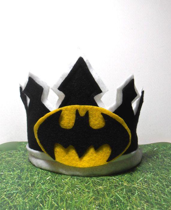 Birthday Crown  Super Hero  Birthday Hat  Waldorf by YourBabyDays, $20.00