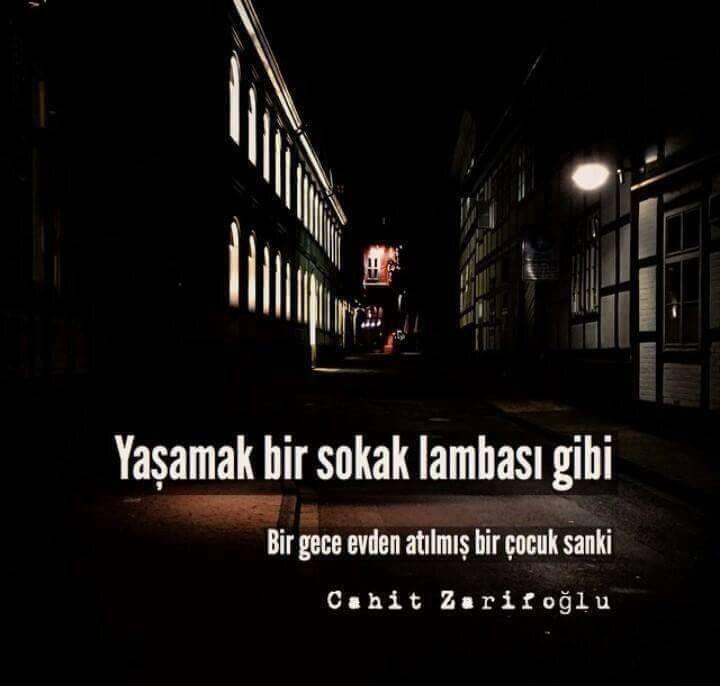 *Cahit Zarifoğlu