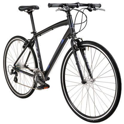 2014 Fuji Absolute 3.0 LE Flat Bar Road Bike. Medium frame. Pretty light and awesome gears