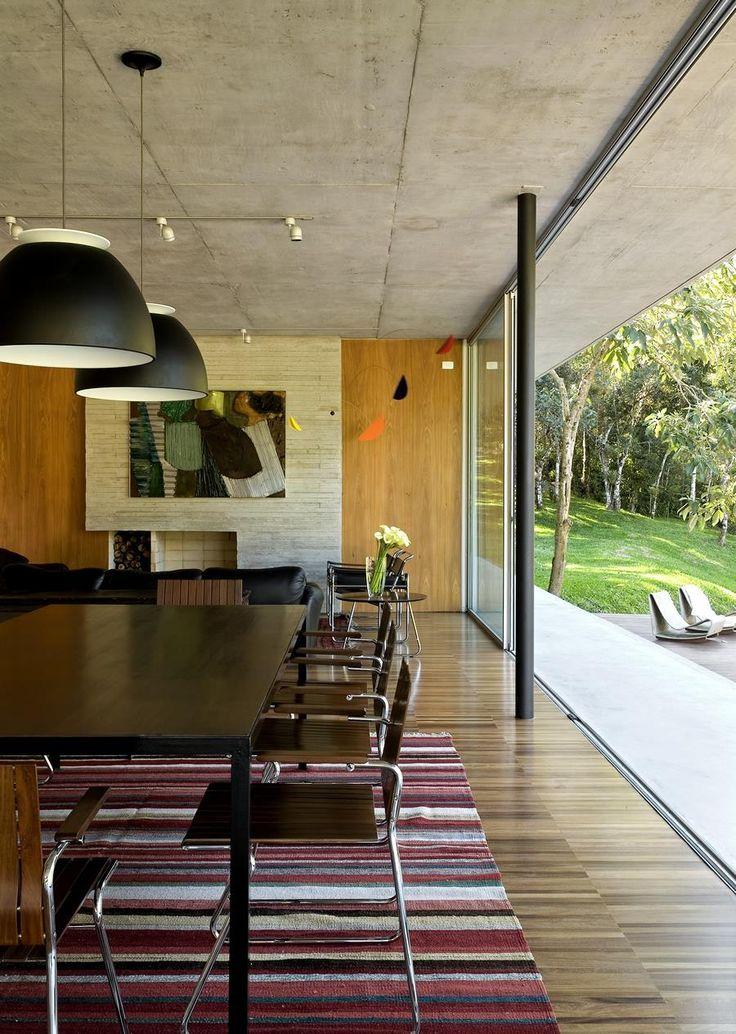 Galeria da Arquitetura | Residência São Luis do Paraitinga, saiba tudo sobre o projeto de arquitetura!