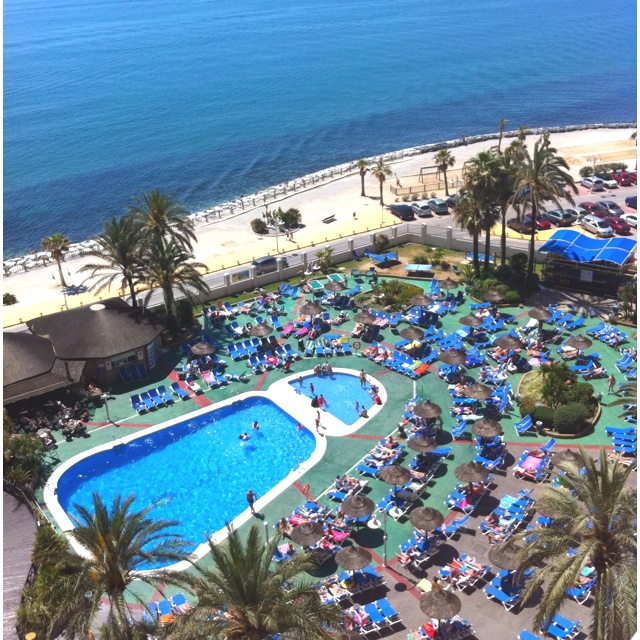 Benalmadena Sunset Beach
