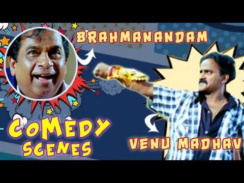 Brahmanandam & Venu Madhav Most Funniest Comedy Scenes Of Super Hit Movie Aaj Ki Race (Vareva)