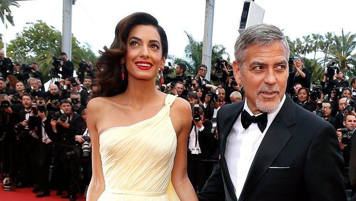 Freund bestätigt Gerüchte: Die Clooneys bekommen Zwillinge