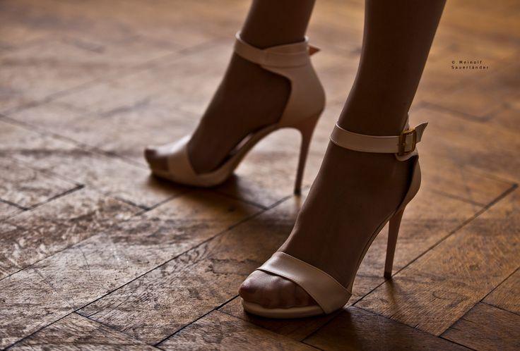 High Heels Nr.149 - zart, edel, sexy - Schatz, ich danke Dir für das SCHUHTING.