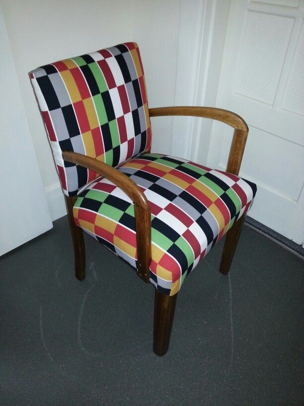 funky take on a classic chair