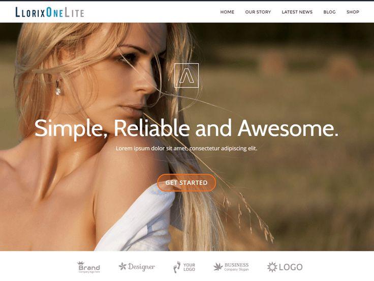 Llorix One Lite — Thèmes WordPress gratuits
