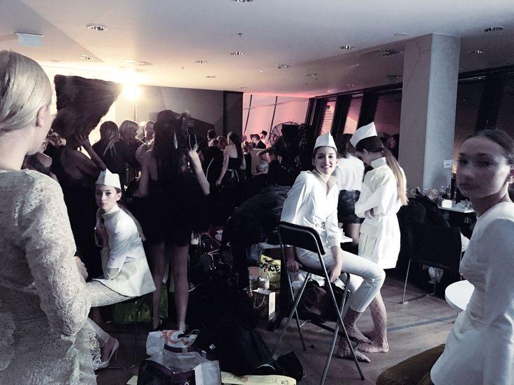 #oanapop #budapestfashionshow #crew #fashiondesigner