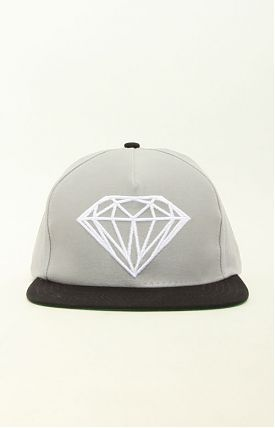 Brilliant snap back hat by Diamond Supply Co. at MOOSE Limited