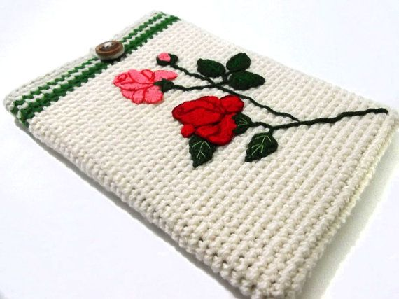 Roses are Red Laptop MacBook Pro/Air Sleeve 13 inch by dudush, $30.00
