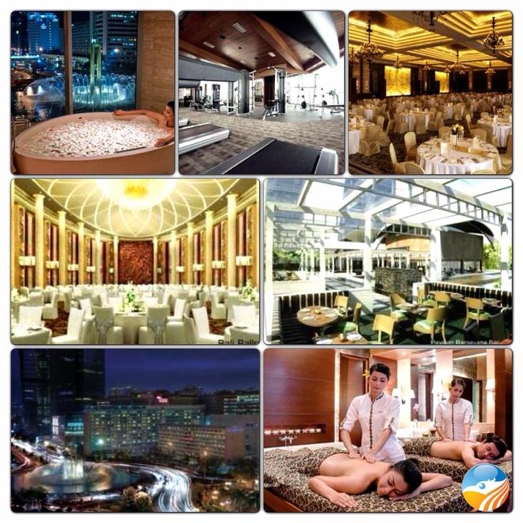 The first class Hotel Indonesia Kempinski, Jakarta, Indonesia, ⭐⭐⭐⭐⭐ Hotel.