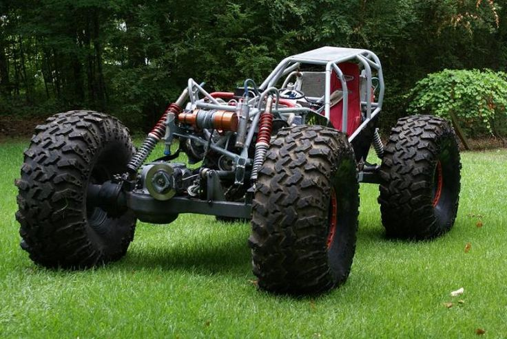 Custom off road buggy