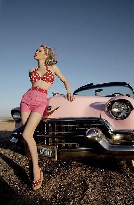 Classic Cars & Pin Up Girls Gallery 10 | Sad Man's Tongue Rockabilly Bar & Bistro – Prague