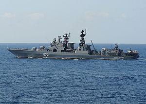 La clase Udaloy I es una serie de destructores anti-submarinos construidos por la Armada Soviética, nueve de las cuales están en activo en la Armada de la Federación Rusa. La designación rusa es Projekt 1155 Fregat (ave fregata). Los buques del tipo Udaloy I se construyeron entre 1980 y 1991 y las del modelo modificado Udaloy II desde 1999.