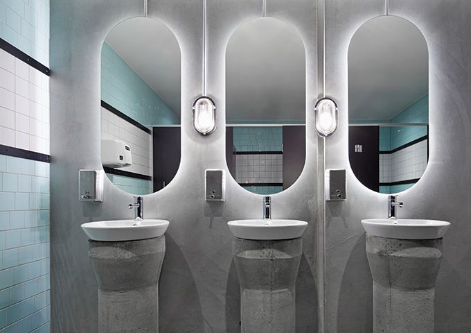 1000 images about public toilets on pinterest toilets restaurant and nightclub. Black Bedroom Furniture Sets. Home Design Ideas
