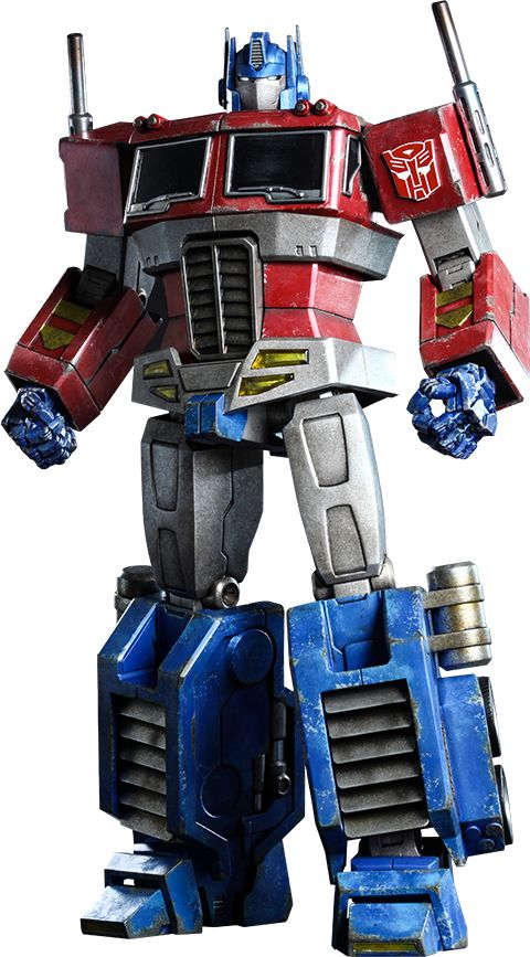 Hot Toys Optimus Prime (Starscream Version) Collectible Figure $344.99  Click on pictures until you get to Sideshow to see more pics, details, and to pre-order now!