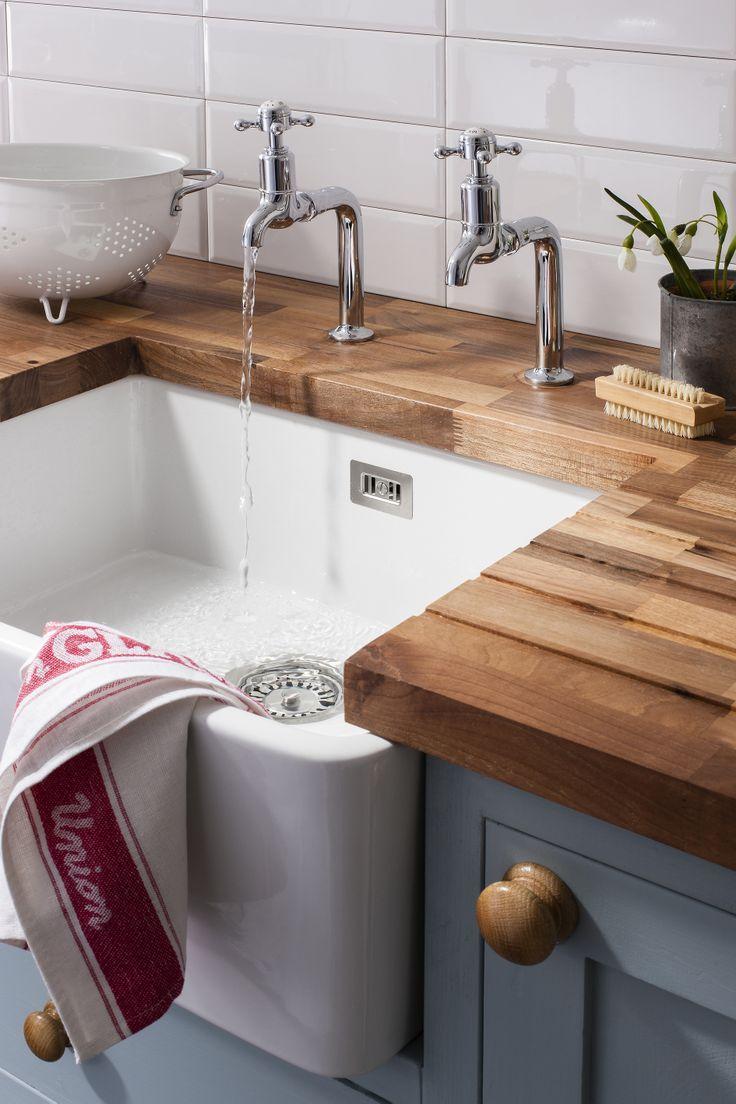 46 best Kitchen taps images on Pinterest   Kitchen mixer taps ...