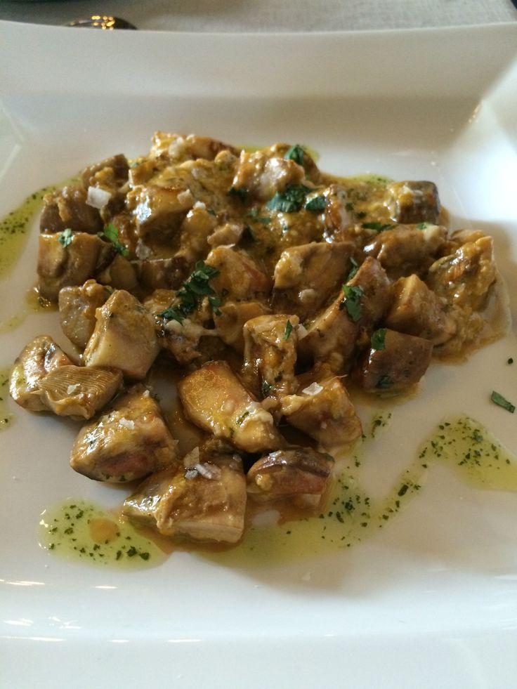 Restaurante Arrieros - Linares de la Sierra, Andalucía