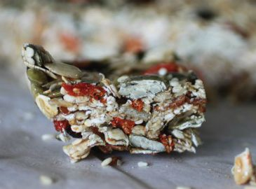 Homemade Muesli Bars Nut Free