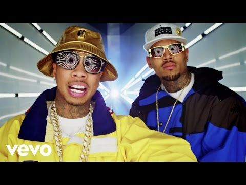 Chris Brown, Tyga - Ayo (Explicit) - (More Info on: http://LIFEWAYSVILLAGE.COM/videos/chris-brown-tyga-ayo-explicit/)