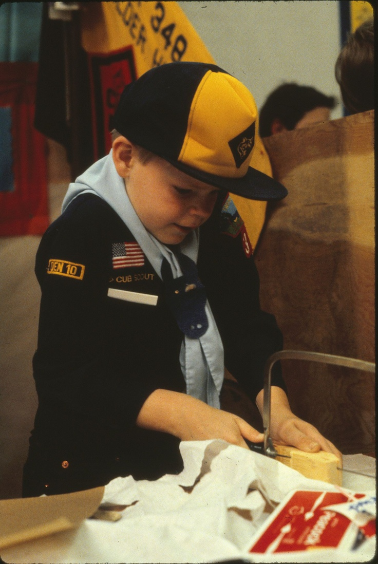 Fun projects for Tiger and Cub Scout Den Meetings