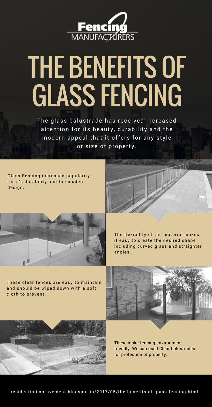 In Australia the most used area in today's home is the verandah. Glass fencing provides safety without compromising the view.