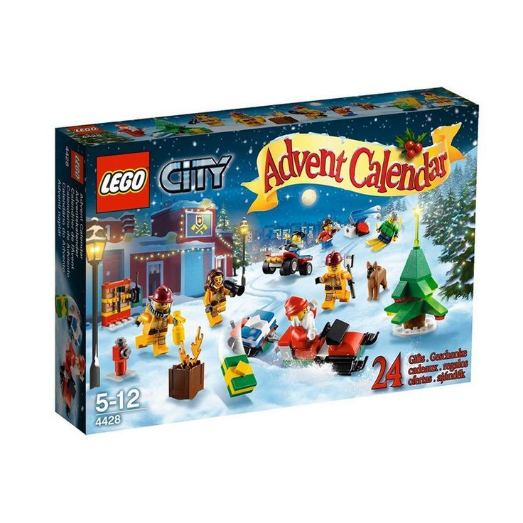 Lego Advent calendar. We did this one in 2012.