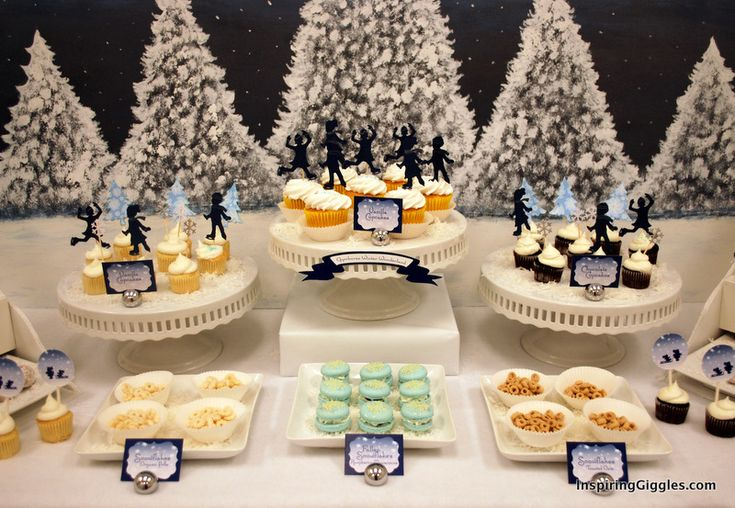 Party Feature – Ice Skating Party   A to Zebra Celebrations