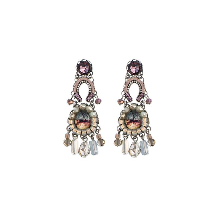 Summer Skies Annabel Earrings   Ayala Bar Classic Collection  Summer 2016
