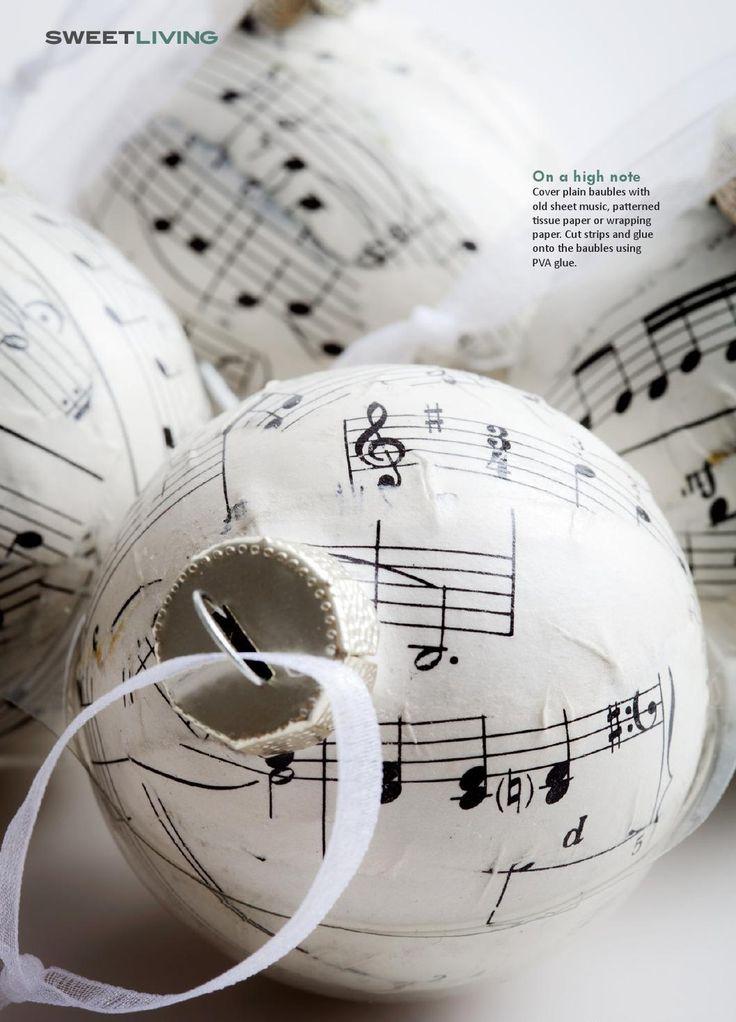 Γγρ│ Boules au décor musical