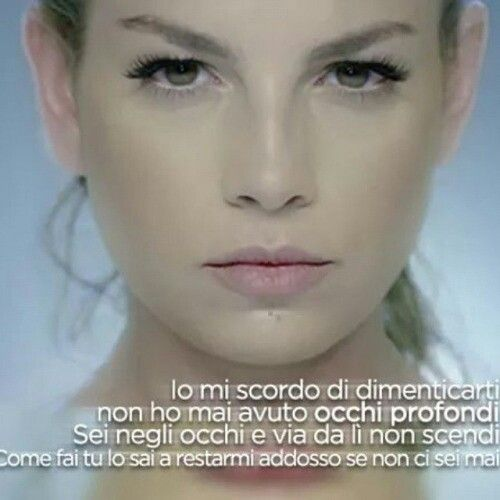 Emma Marrone Occhi Profondi #EmmaMarrone #emmaocchiprofondi #musica #testi #canzoni
