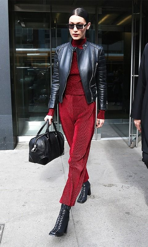 Bella Hadid is constantly giving us fashion inspiration on and off the runway. Her street-style looks are enviable to say the least...