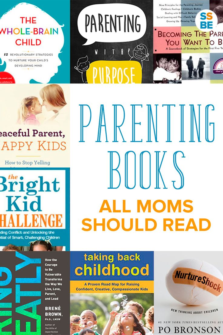 Find the best advice with these top parenting books moms and dads should read. Learn how to discipline and become the best parent you can be!