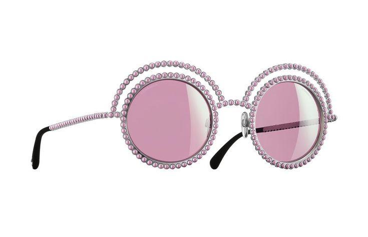 chanel, occhiali da sole, rosa quarzo, pantone, cartella colori, Labo54 oltrelamoda, fashion color report 2016, fashion blog, trends, shopping