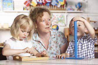 Betekenisvolle opbrengsten voor jonge kinderen